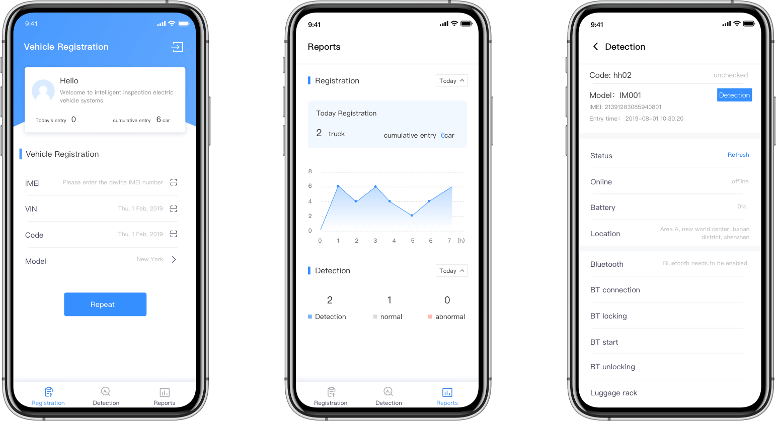 Feature-rich APP